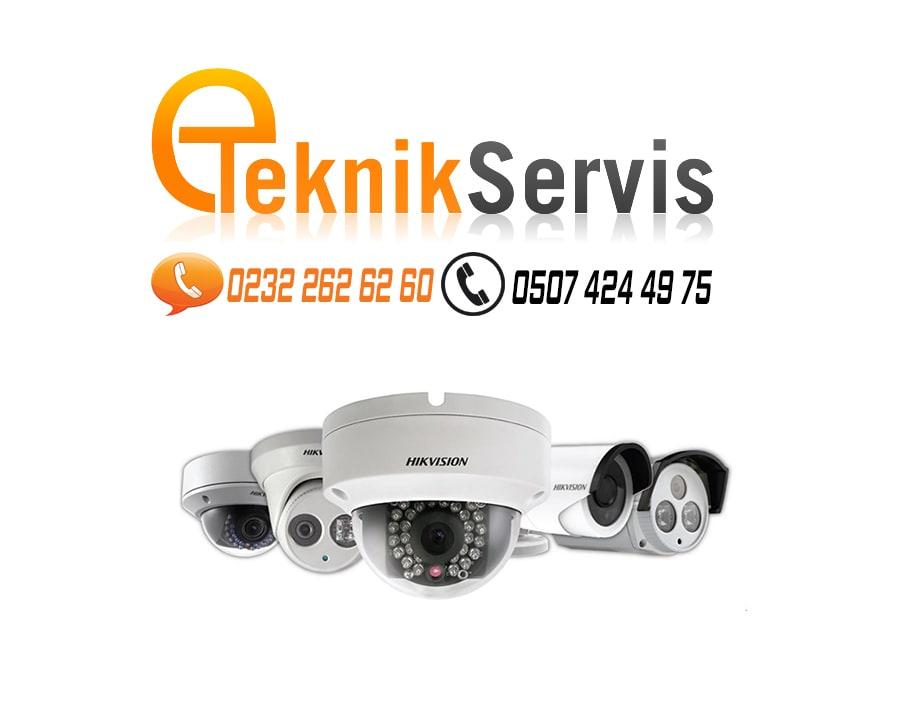 izmir kamera sistemi teknik servis