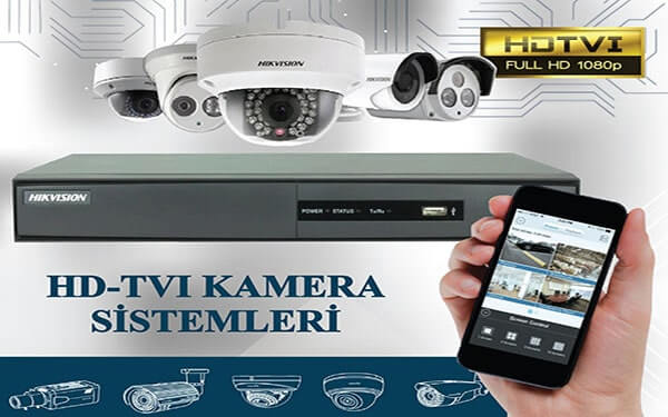 hd-tvi kamera sistemleri